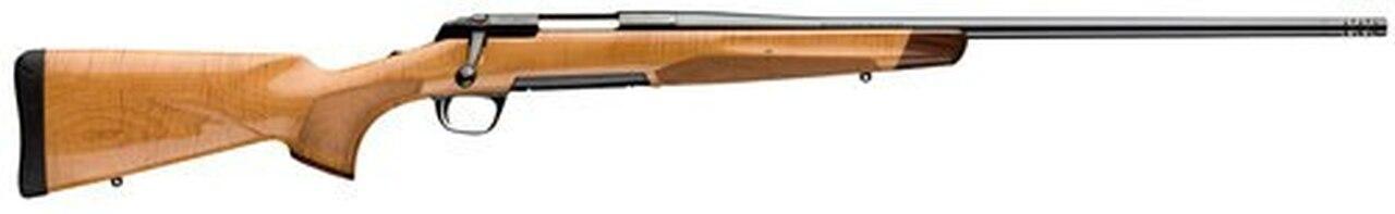 "Image of Browning X-Bolt Medallion .308 Win, 22"" Barrel, Maple Rosewood Pistol Grip, Blued, 4rd"
