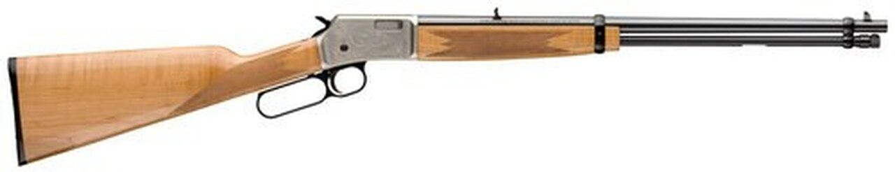 """Image of Browning BL-22 Grade II .22 LR, 20"""" Barrel, Walnut Stock, Blued, 15rd"""