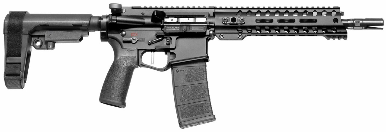 "Image of POF Renegade Plus 5.56/.223 AR Pistol, 10.50"" Barrel, Black, 30rd"