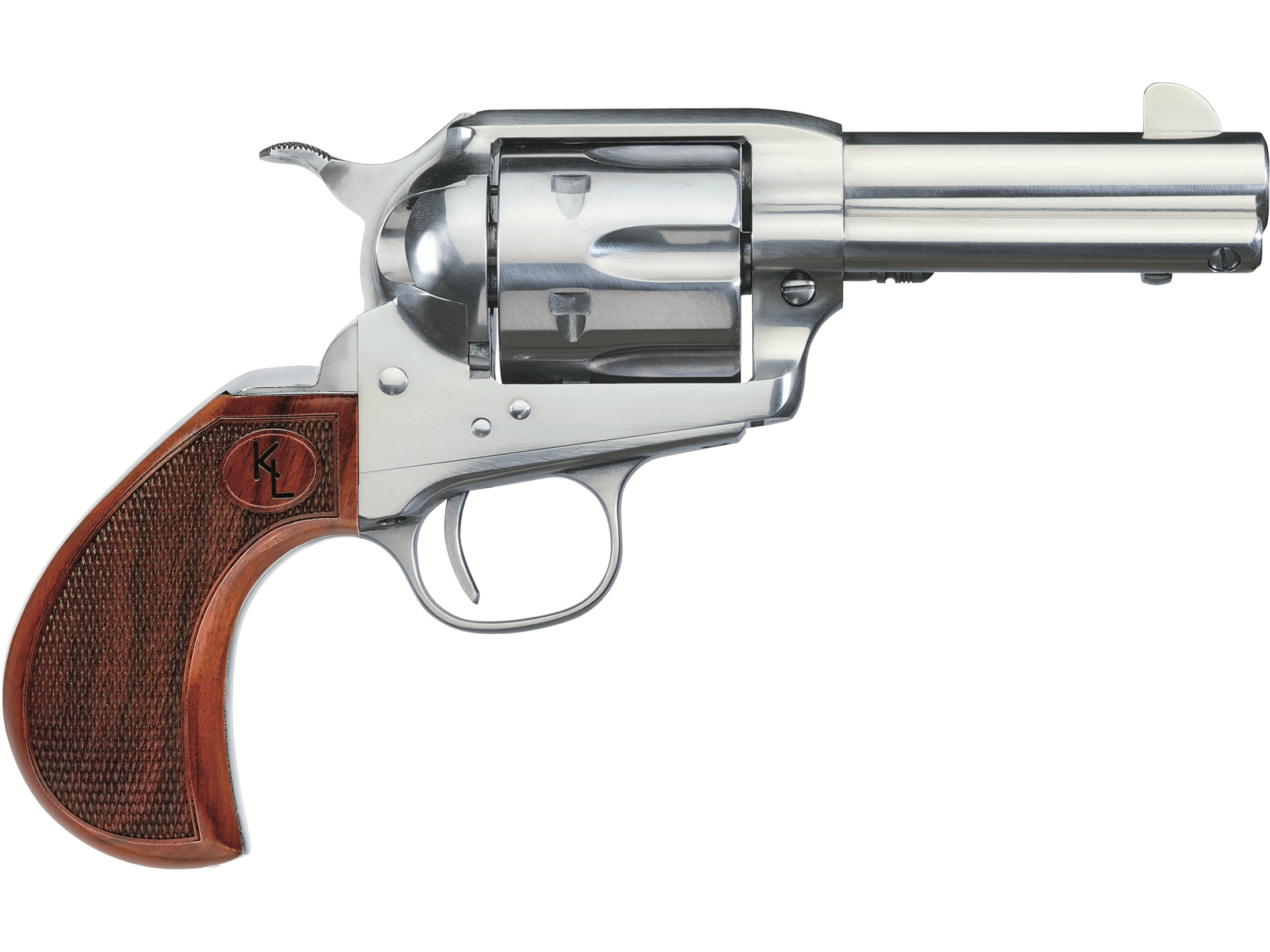 "Image of Uberti 1873 Short Stroke CMS KL S/S 45 Colt (Long Colt) Revolver 3.5"" Barrel"