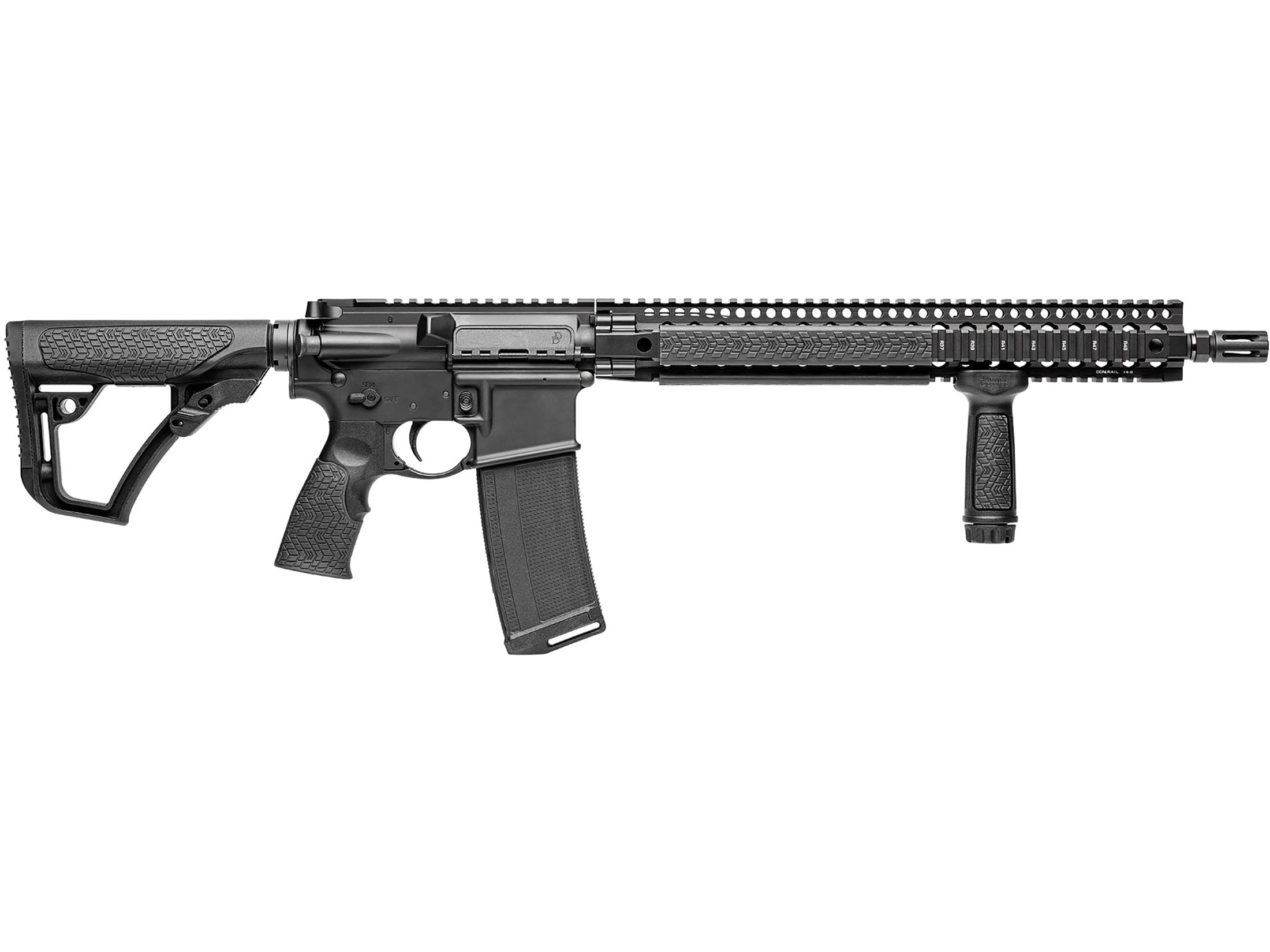 """Image of Daniel Defense DDM4v9 Carbine 5.56x45mm NATO 16"""" Barrel 32-Round Polymer Black"""