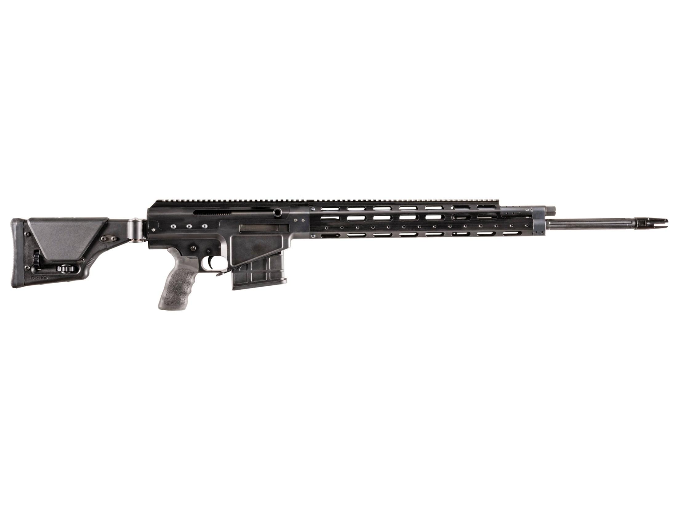 "Image of Alexander Arms Ulfberht Rifle 338 Lapua Magnum 27"" Barrel 10-Round Polymer Black"