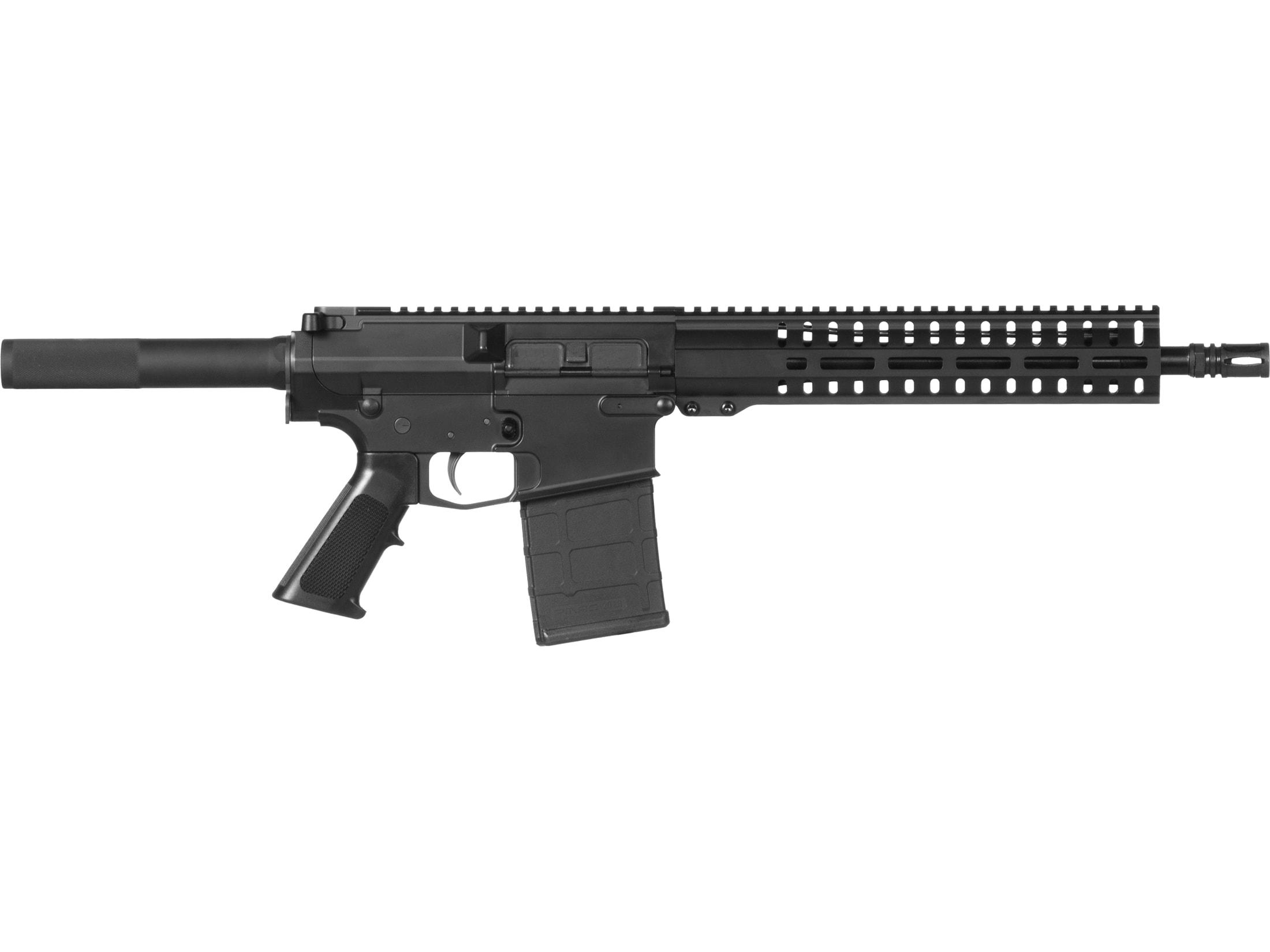 "Image of CMMG Banshee 100 MK3 Pistol 308 Winchester 12.5"" Barrel 20-Round Black"