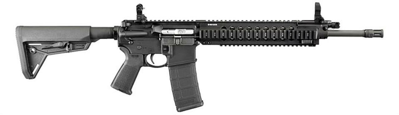 """Image of Ruger SR556 Takedown Rifle 223/5.56, 16"""" Barrel Flip Sights, 30 Rd Mag"""