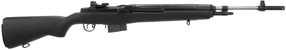 """Image of Springfield M1A Super Match SA7.62 NATO 22"""" Synthetic Black Synthetic Stock SS 10rd"""