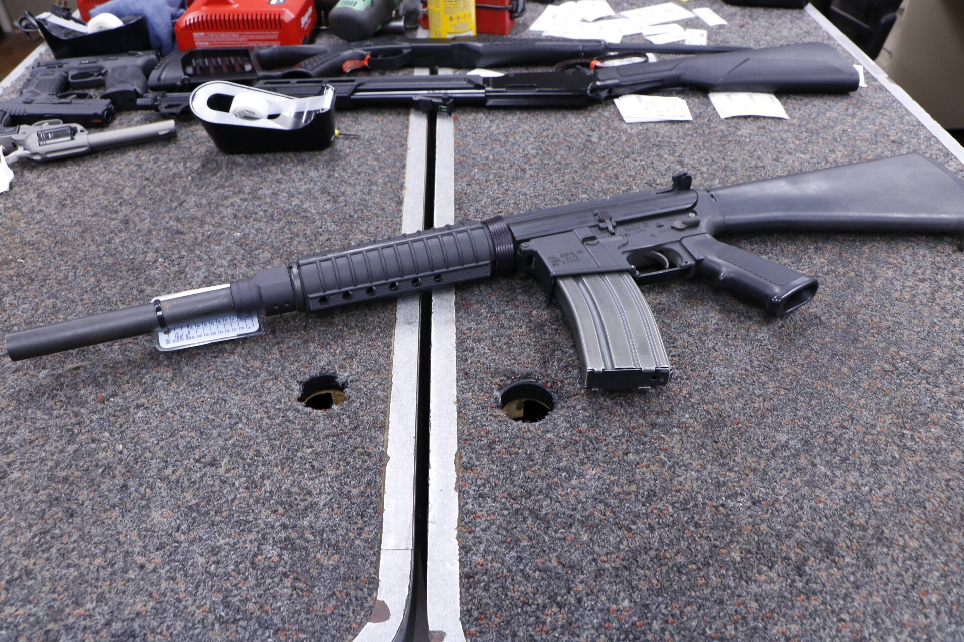 Image of DPMS A-15
