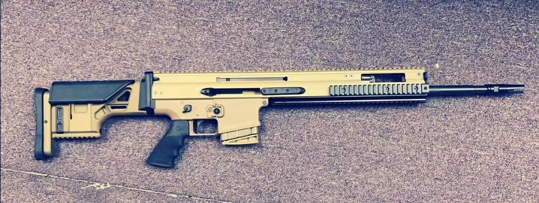 Image of FN America Fixed Magazine SCAR 20 S