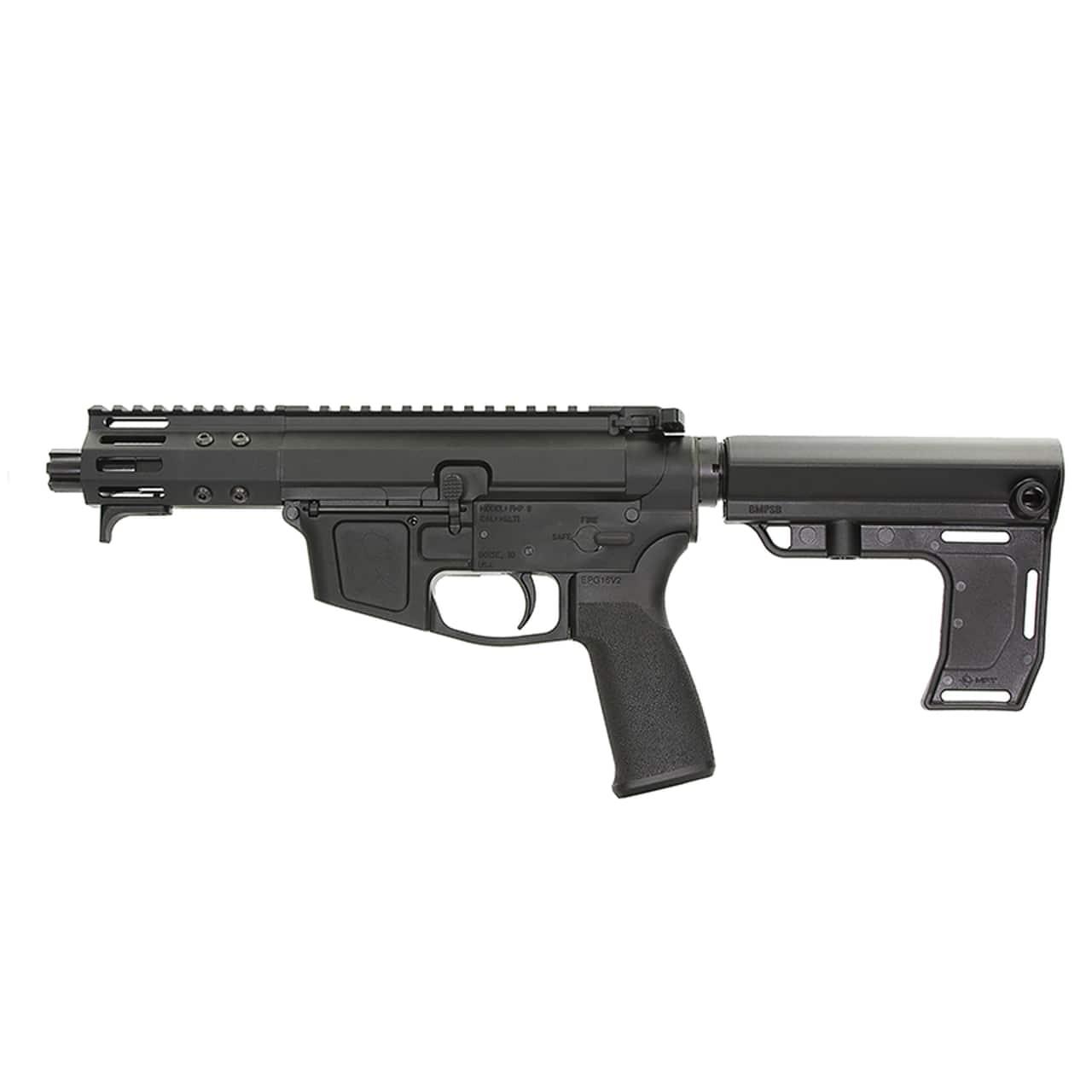 Image of FOXTROT MIKE PRODUCTS FM9 Billet 9mm AR15 Pistol