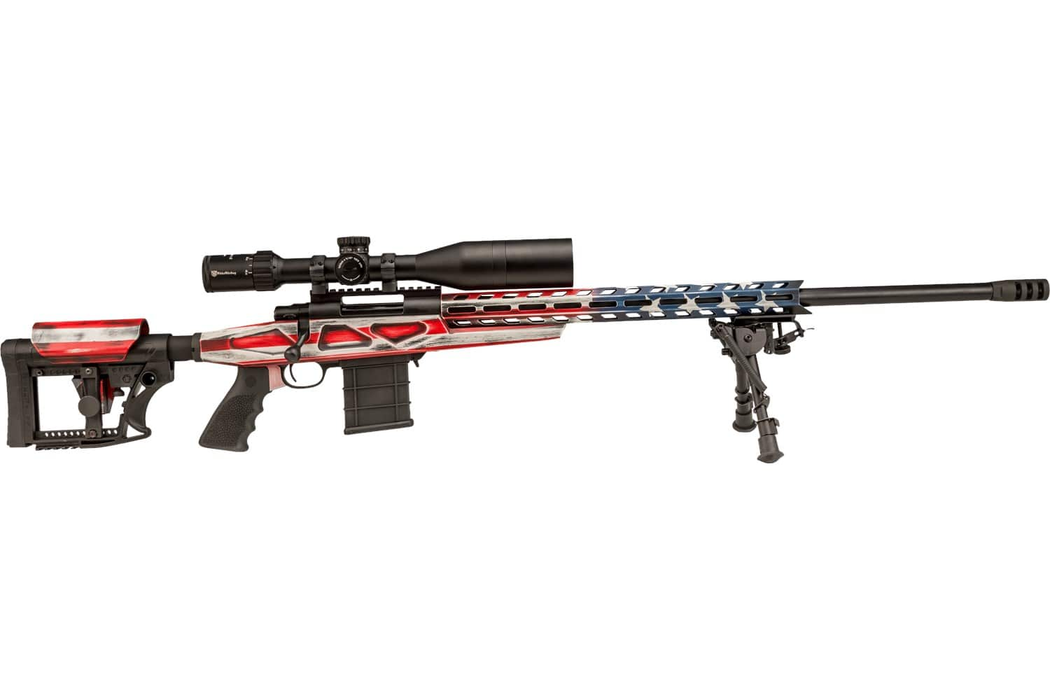 Image of HOWA AMERICAN FLAG CHASSIS HCRA72507USK
