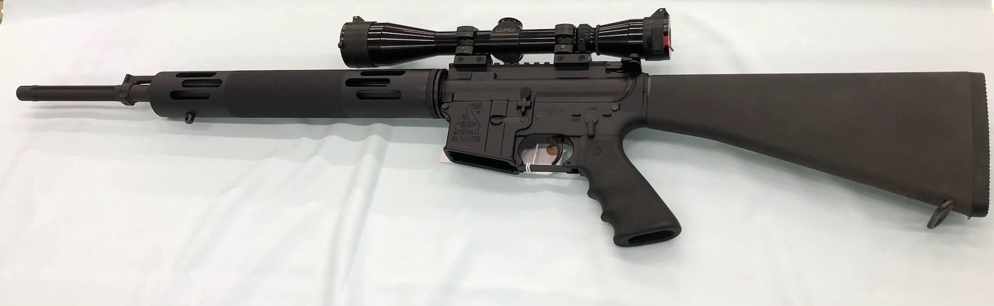 Image of BUSHMASTER Predator AR-15