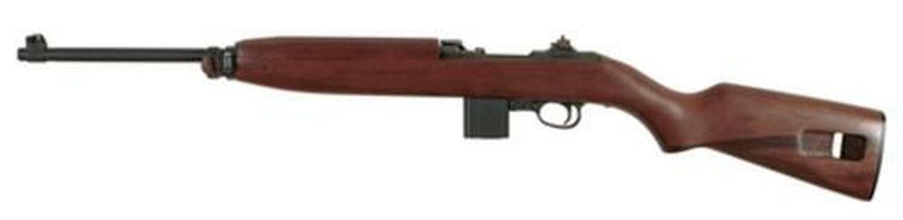 Image of Auto Ordnance M1 Carbine Walnut Wood Furniture CA Legal