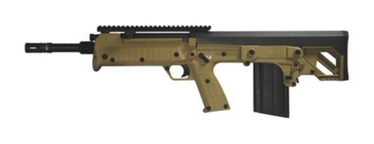 "Image of Kel-tec RFB18 Carbine 308 Win, 18"" Barrel, Tan Cerakote Finish, 10rd"