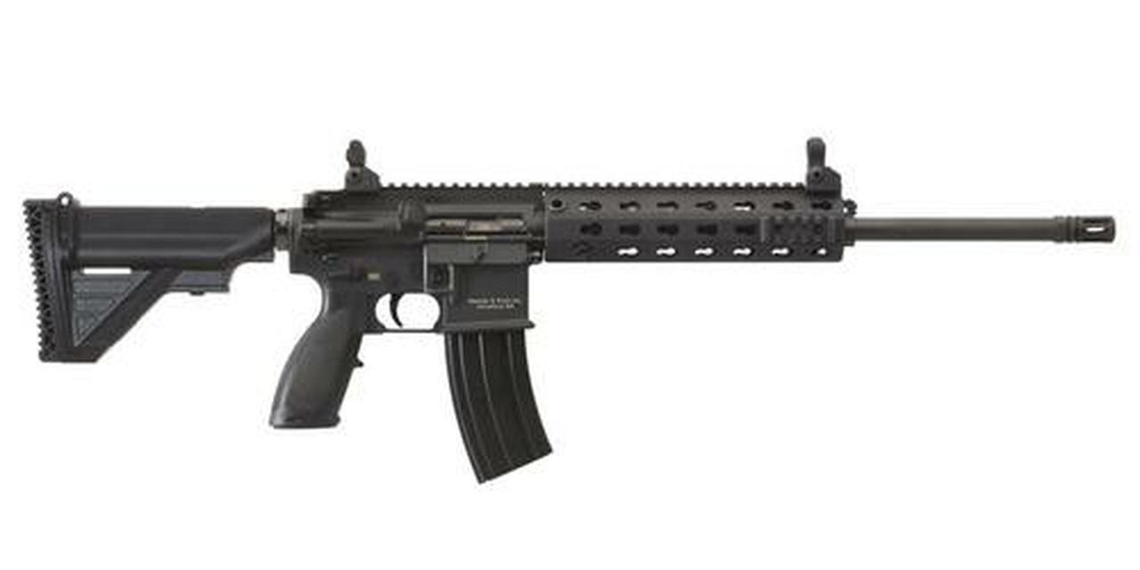 "Image of HK MR556 Match AR-15 5.56mm/223 16.5"" Barrel, 1- 30rd magazine"