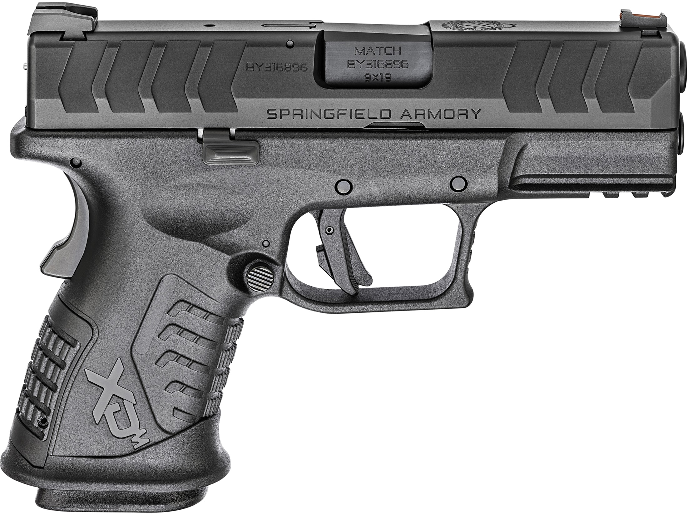 """Image of Springfield Armory XD-M Elite 9mm Luger Semi-Automatic Pistol 3.8"""" Barrel 14-Round"""