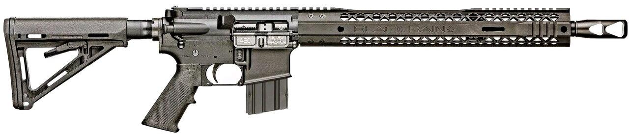 "Image of Black Rain Carnivore 450 Bushmaster, 16"" Barrel, MOE Stock, OD Green Cerakote, 10rd"