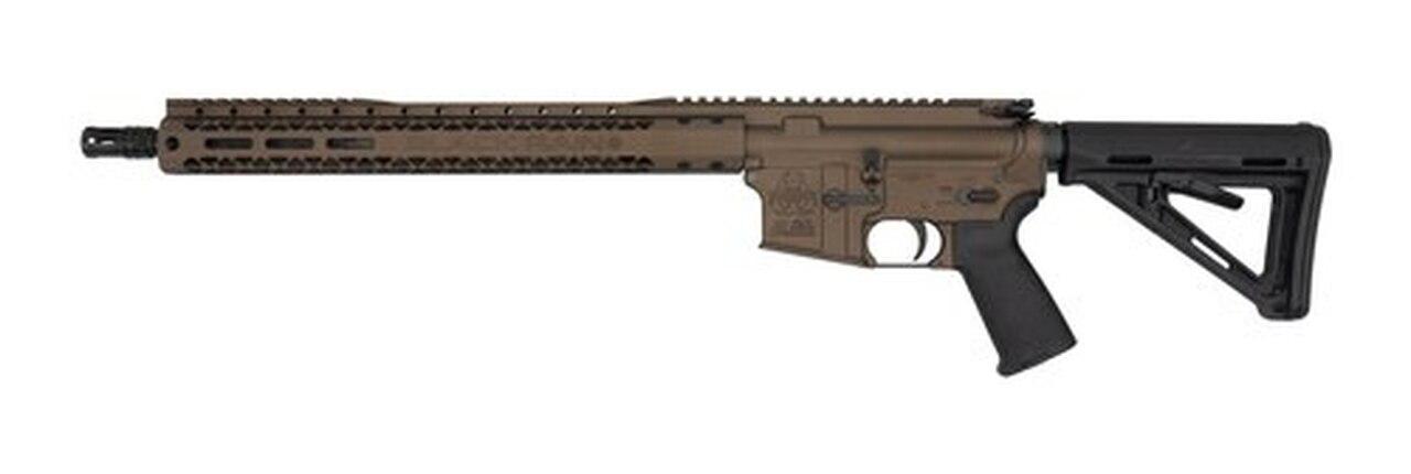 "Image of Black Rain AR-15 Special 5.56/223 16"" Barrel XL Handguard Midnight Bronze Finish 30rd Mag"