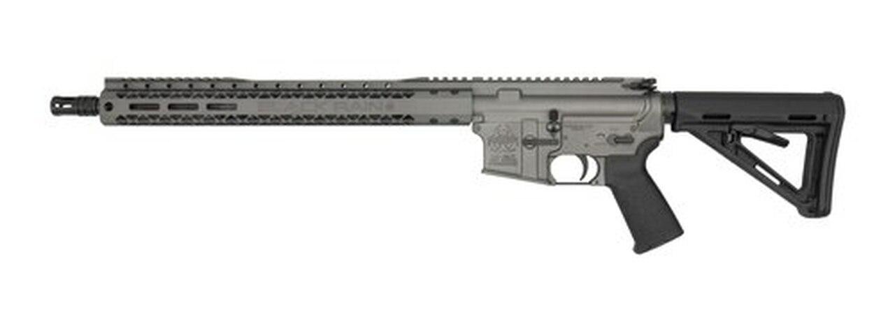 "Image of Black Rain AR-15 Special 5.56/223 16"" Barrel XL Handguard Tungsten Finish 30rd Mag"