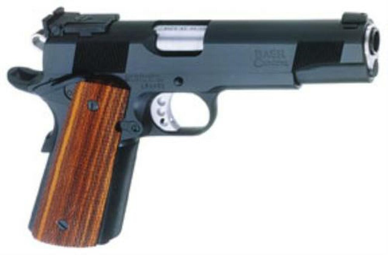 Image of Les Baer Premier ll Tactical 5, 1.5 Inch Accuracy Guarantee 2-8rd Mags