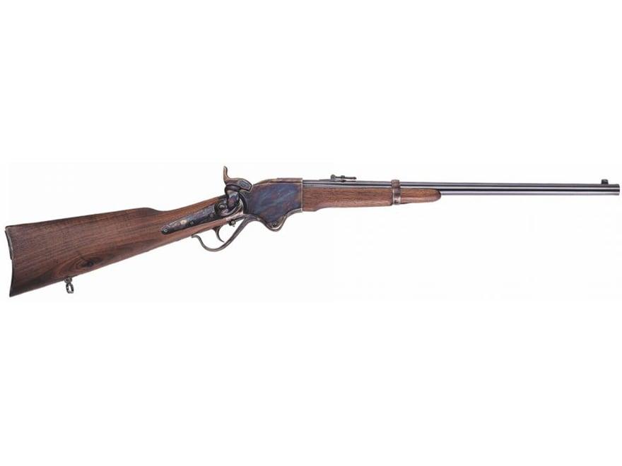 """Image of Cimarron Spencer Carbine 45 Colt (Long Colt) 20"""" Barrel Color Case Hardened, Blue, Walnut"""