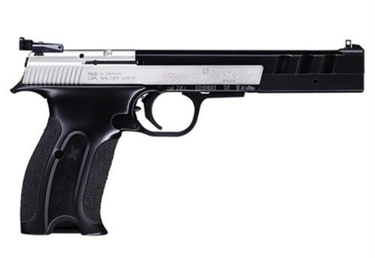 """Image of Walther Hammerli X-ESSE IPSC Pistol 22LR 6"""" Barrel 10rd Mag"""