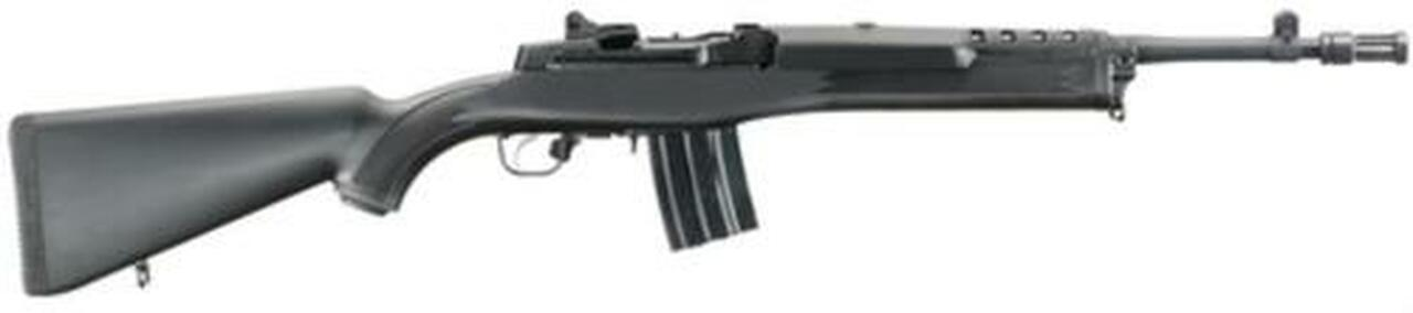 Image of Ruger Mini-14 Tactical, 5.56 Rifle, Standard Style Stock