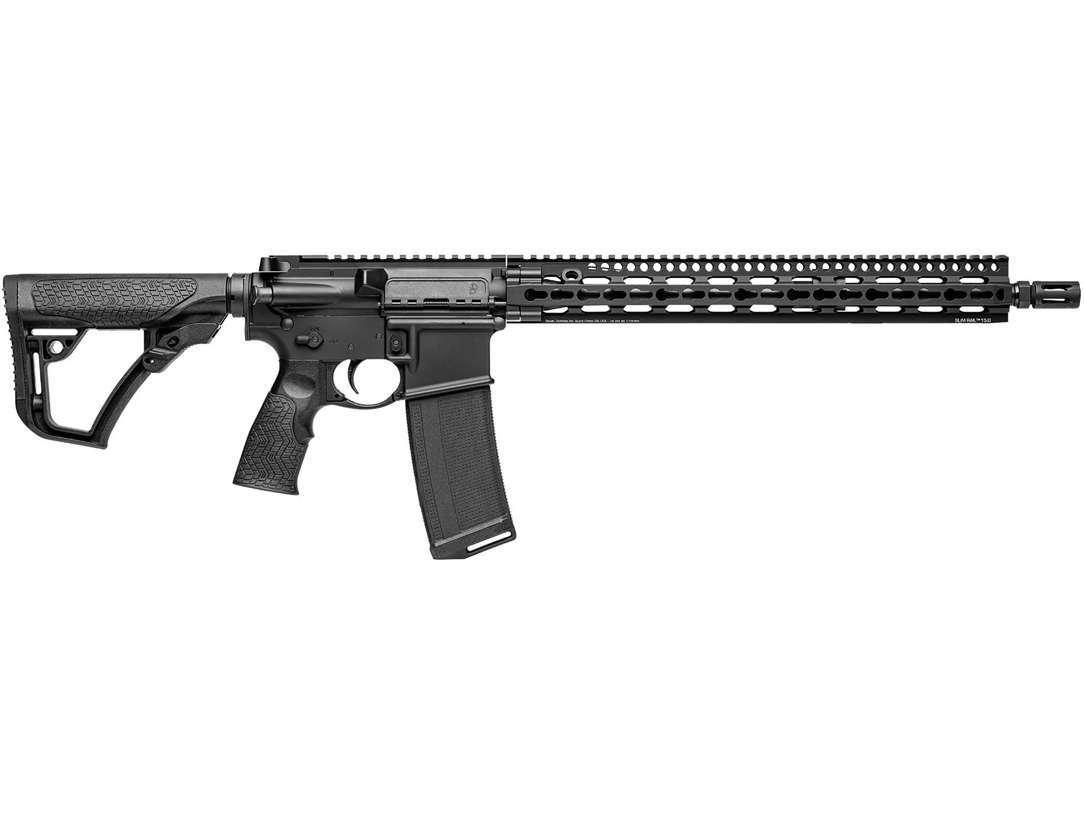 "Image of Daniel Defense DDM4v11 Carbine 16"" Barrel 32-Round KeyMod Polymer"