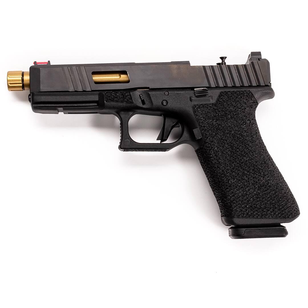 Image of Chiappa Firearms Double Badger 20 Gauge/.22lr Folding Break Open Rimfire Shotgun/Rifle Combo, Semi-Gloss - 500.190