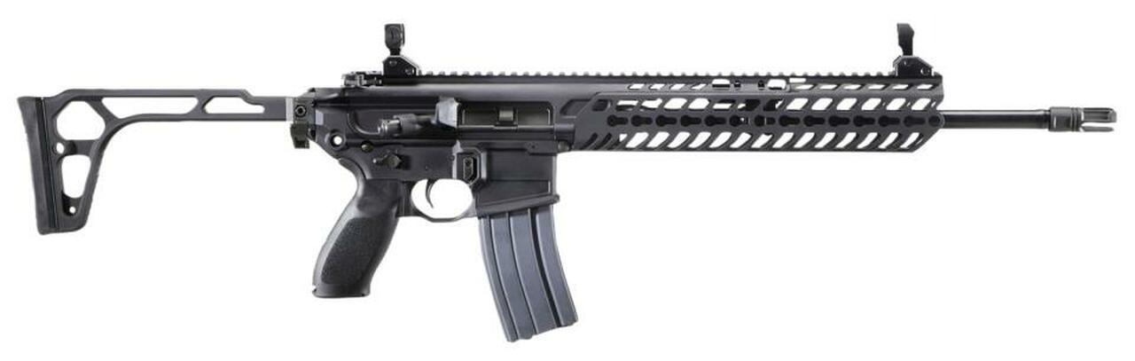 "Image of Sig MCX Patrol Rifle 5.56/223 16"" Barrel Folding Stock 30Rd Mag"