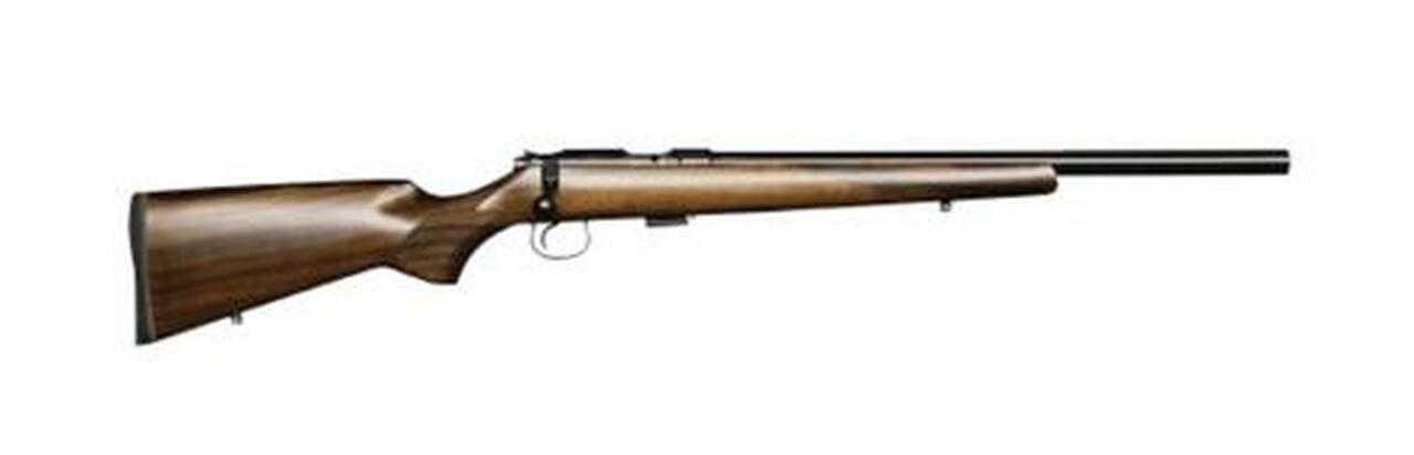 Image of CZ 455 Varmint .22 WMR Walnut Stock 20.5 Barrel 1:6 Twist 5 Round Magazine