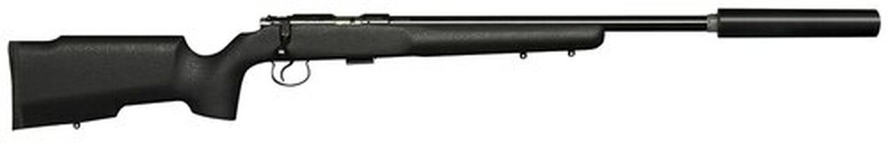 Image of CZ 455 Varmint Tacticool Suppressor Ready .22LR 16 5 Round Mag Black Laminate Stock