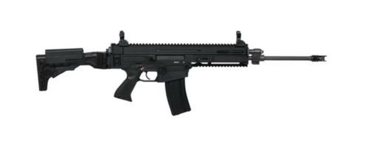 "Image of CZ 805 Bren S1 Carbine, .223/5.56, 16"", Black, 1/2x28, 30rd"