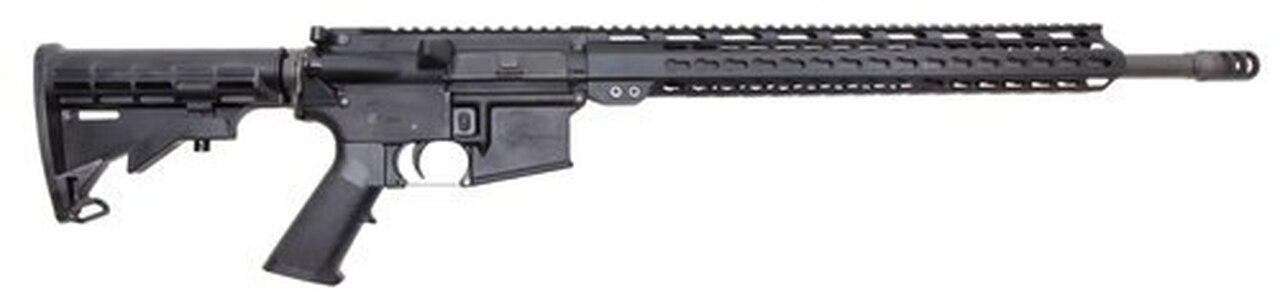 "Image of ATI Mil-Sport 450 Bushmaster, 16"" Barrel, Black Parkerized, 5rd"