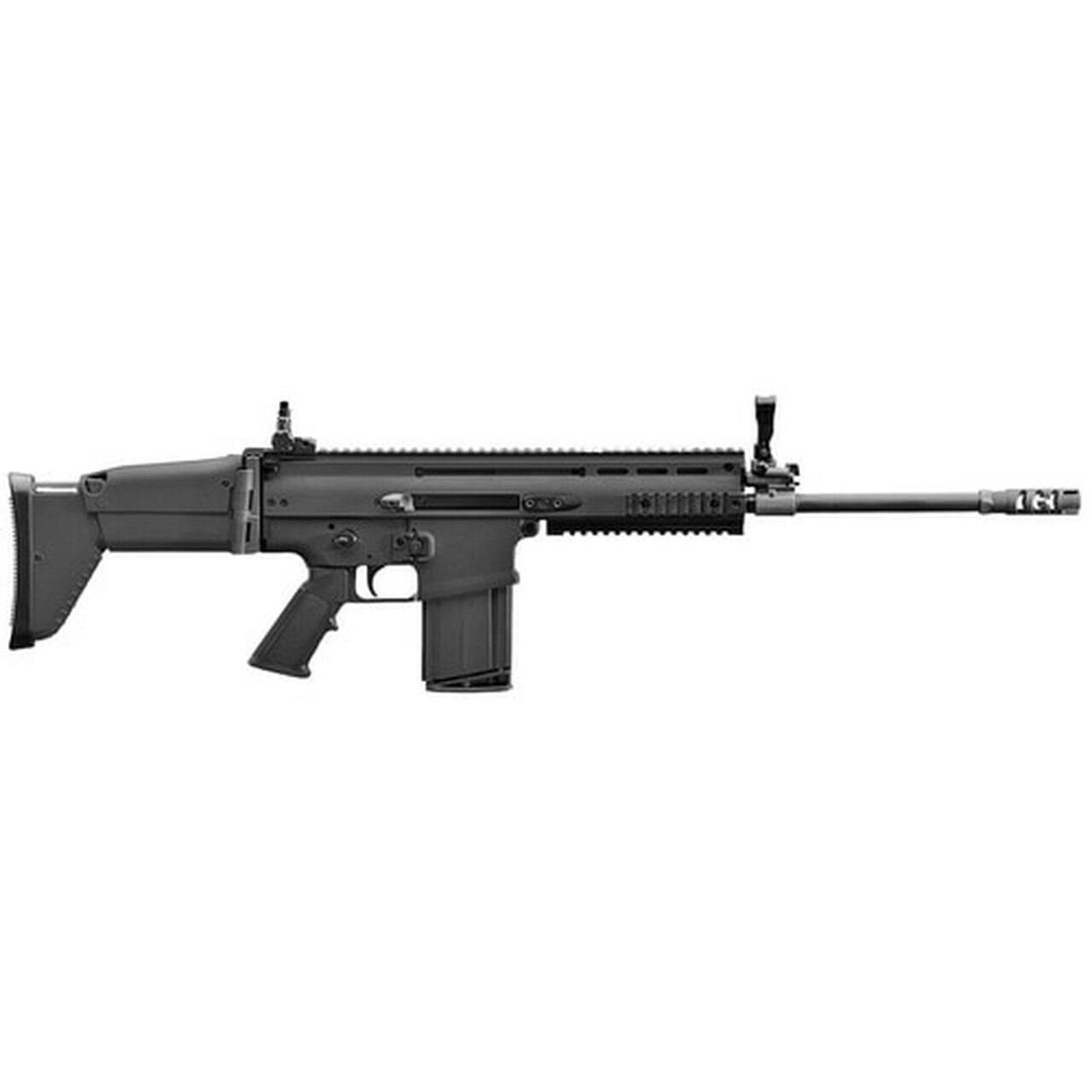 """Image of FN SCAR 17S 308 Win/762NATO, 16"""" Chrome Lined Barrel, Side Folding Stock, 20Rd, American Made"""