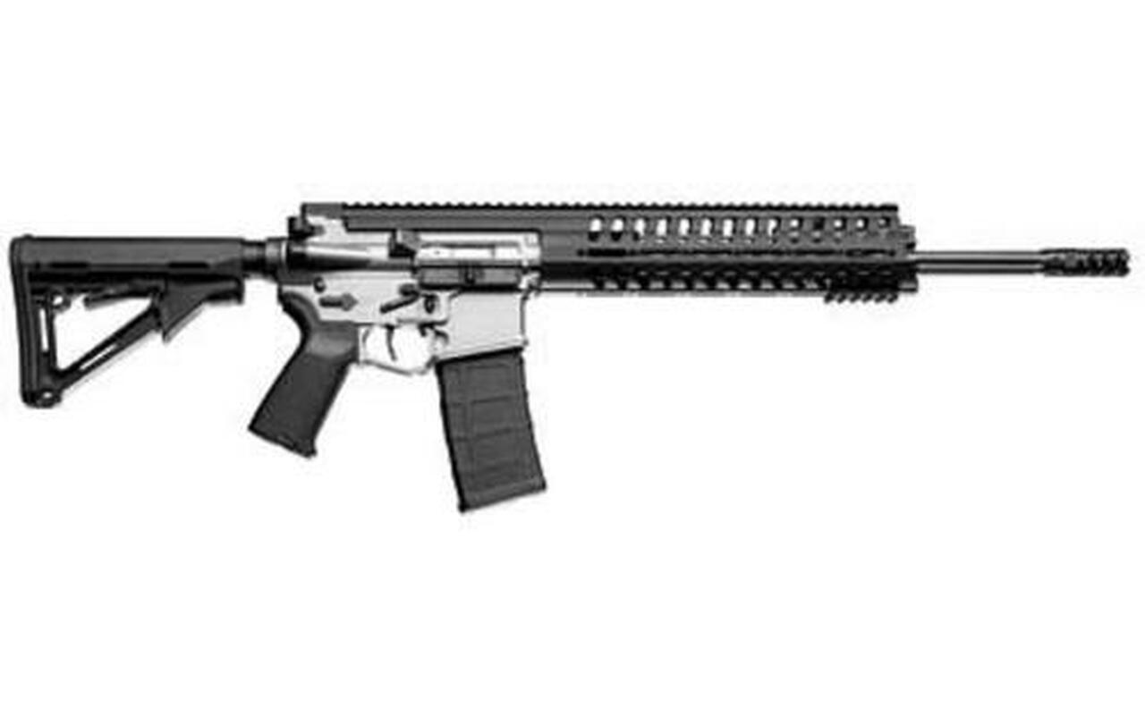 "Image of POF Gen 4 Rifle 415 5.56/223 14.5"" Deep Fluted Barrel 11.5 Modular Rail NP3 Finish"