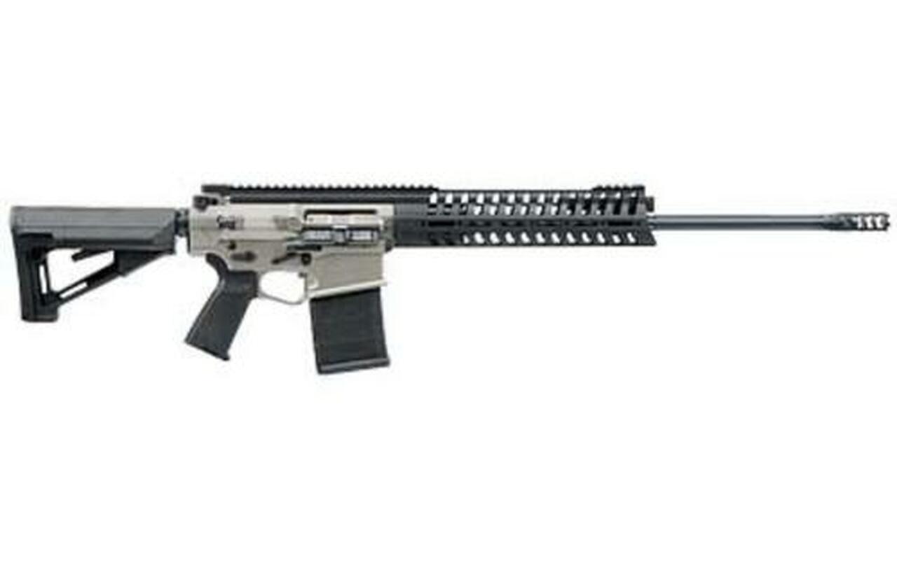 Image of POF Gen 4 Rifle 308 20 Deep Fluted Barrel11.5 Modular Rail 308 Win NP3
