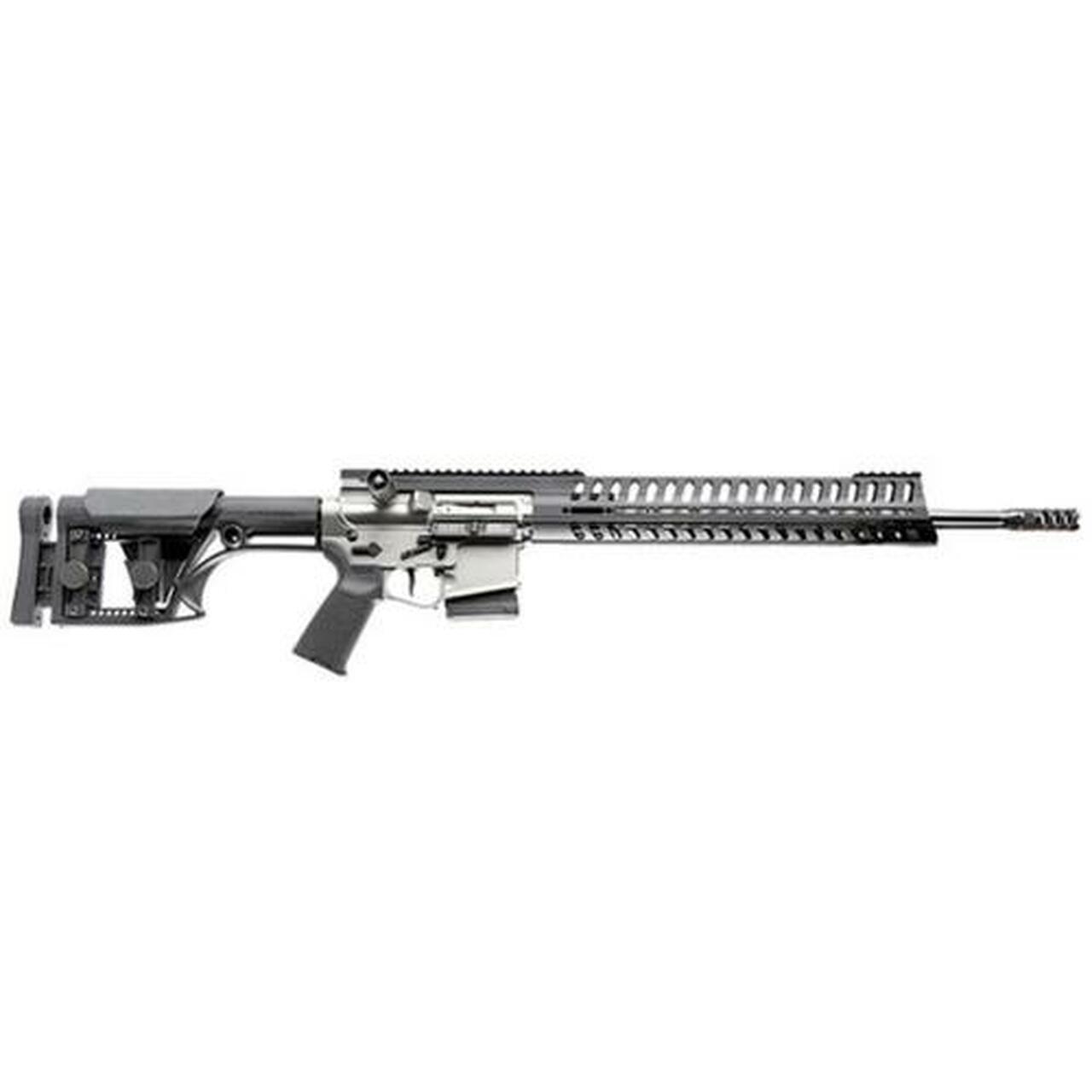 """Image of POF Gen 4 ReVolt Bolt Gun 7.62/308 18"""" Barrel Modular Rail NP3 Finish 10 Rd Mag CA Legal"""