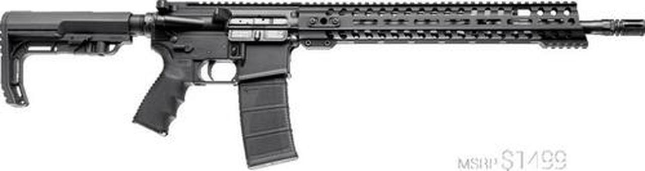 Image of POF Renegade AR-15 5.56 16 Barrel M-Lok Rail 30 Rd Mag