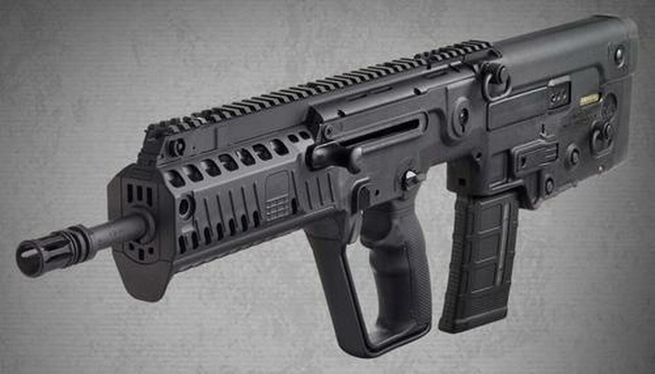 """Image of IWI Tavor X95, .300 AAC Blackout, 16.5"""", Black Polymer Stock, 30rd"""