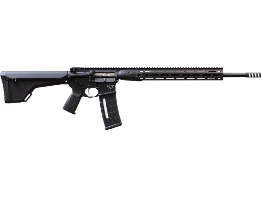 "Image of LWRC DI Rifle 224 Valkyrie 20.1""Muzzle Brake Heavy Barrel 30-Round M-Lok"