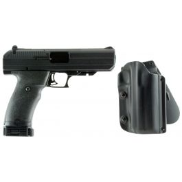 Image of Hi-Point 40 S&W 10+1 Round Semi Auto Striker Fire Handgun, Black - 34010M5X