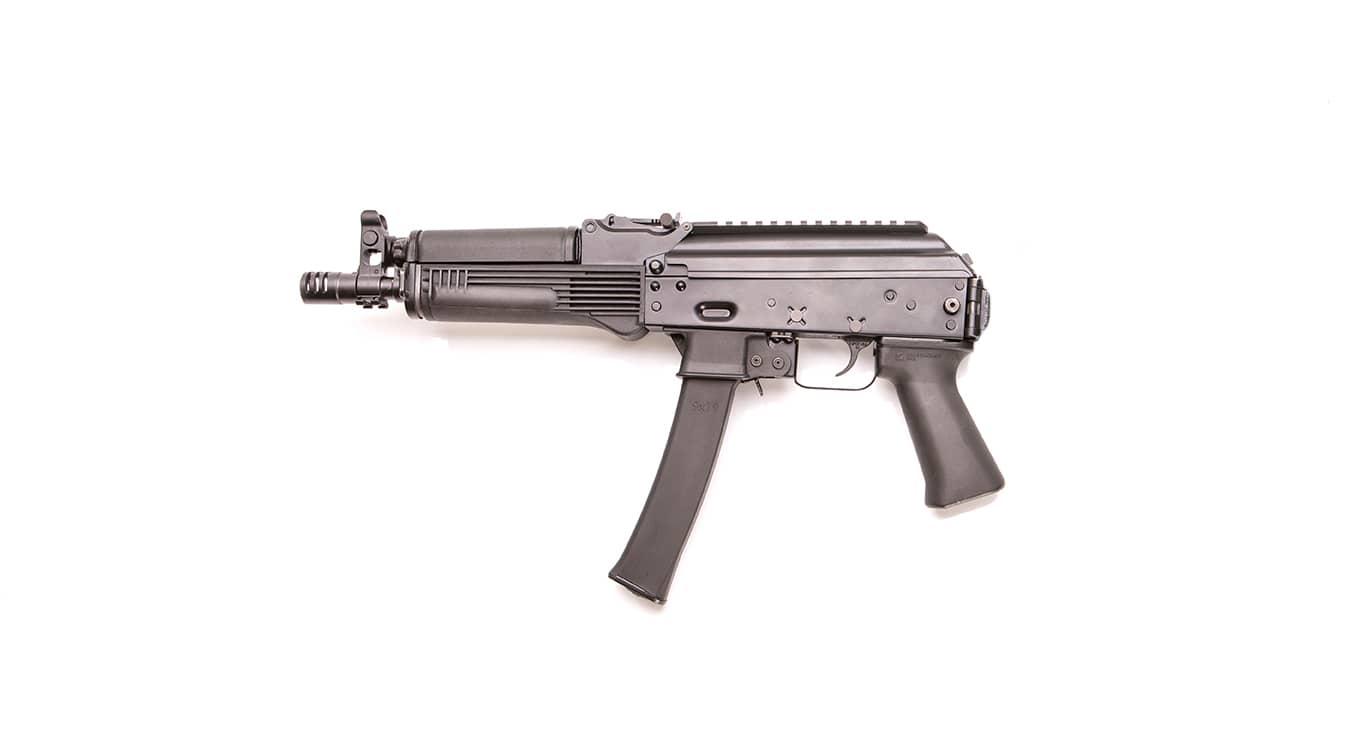 "Image of Kalashnikov USA KP-9 9mm, 9.25"" Barrel, Metal Frame, Black, 30rd"