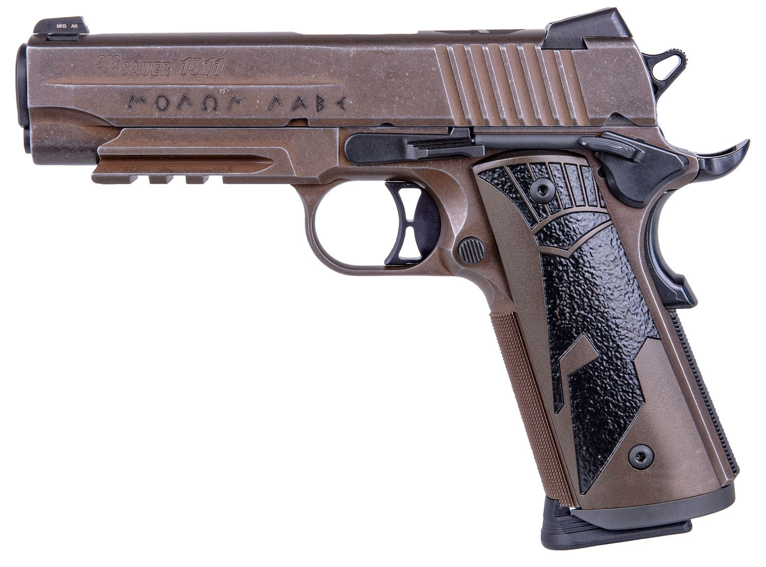 Image of SIG SAUER 1911 CARRY SPARTAN II