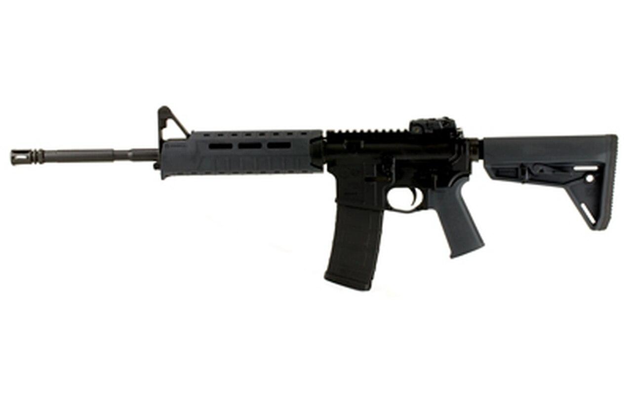 Image of Colt LE6920 MPS STG, M4 Carbine, .223/5.56, Stealth Grey 30rd Mag