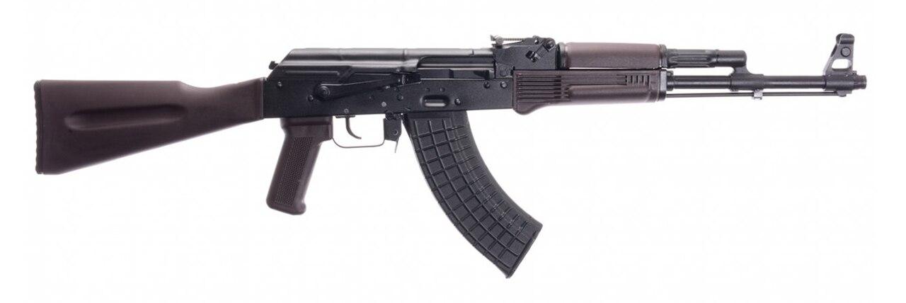 "Image of Arsenal AK47 SLR-107R 7.62x39mm, 16"" Barrel, Plum Furniture, 5rd"