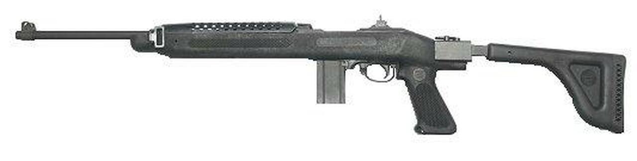 "Image of Auto Ordnance 'Tactical' M1 Carbine, Folding Stock/Perforated Handguard/18"" Barrel"