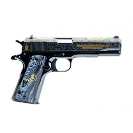 Image of Colt 1911 Government Samuel Colt Edition .45 ACP Pistol - O1911C-SCB