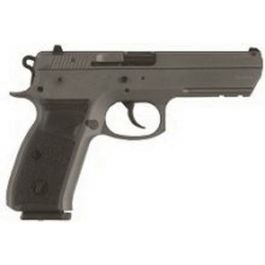 Image of Springfield Armory 1911 Loaded Fullsize Trophy Match Stainless Steel .45 ACP Pistol PI9140LP
