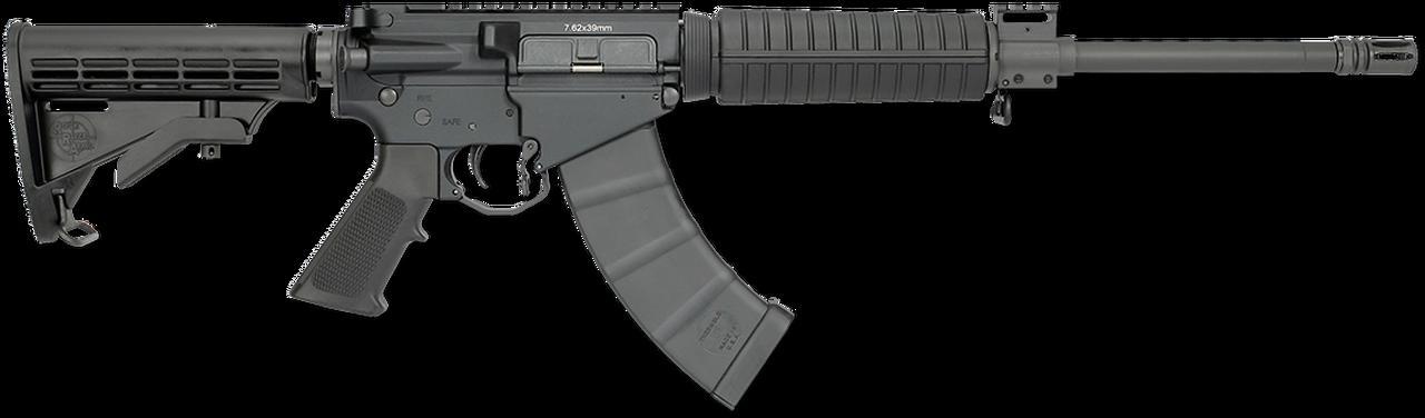 """Image of Rock River Arms CAR A4 LAR-47 AR-15 7.62x39mm, 16"""" Barrel, 30 Rd, 6 Pos Stock"""