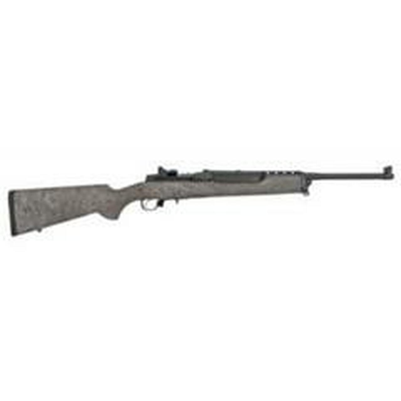 """Image of Ruger Mini-14 Tactical 223 Rem,5.56 NATO 18.50"""" 5+1 Fixed Hogue OverMolded Stock Ghillie Green"""