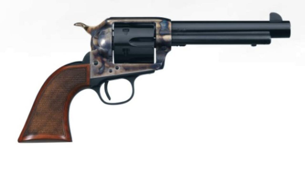 "Image of Uberti 1873 Cattleman Short Stroke SASS Pro, .357 Mag, 5.5"" Barrel"